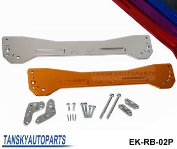 ASR REAR SUBFRAME BRACE/ASR subframe reinforcement brace ( EK-RB-02P ) for 96-00 HONDA CIVIC-red,blue,silver,purple.golden,black