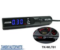 AP Turbo timers black,light color is: blue Original color box TK-WLT01