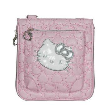 hello kitty bags Children's pocket Satchel bag girls shopping Tote for Girl's black bags 6808 BKT259