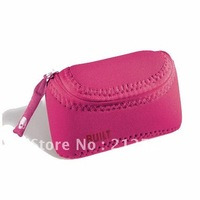 Free Shipping Built NY Soft Shell Camera Case Bag Cover Compact E-SSC-SFS Spring Fuchsia Shockproof Waterproof Fashion design