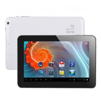 New 9 inch Android 4.2 Allwinner A23 dual core 512MB 8GB Capacitive Screen  Tablet PC