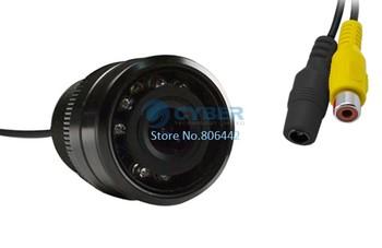 Free Shipping 135 Degree Night Vision Car Rear View Camera Reverse Backup Camera Color B2 2378