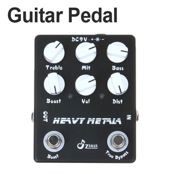 Guitar Heavy Metal Pedal Booster True Bypass Guitar Effect Pedal