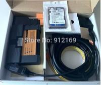 ICOM A2 + Mercedes Benz MB SD C4 Compact Star Diagnostic Tool