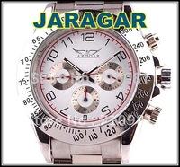 Contact for Discount! 30pcs Cheap Shipping Cheapest Automatic Mechanical Six Hands Watch,JARAGAR Watch, Metal Band,LLW-J-1004-30