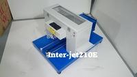 Garment A4 size digital Flatbed printer