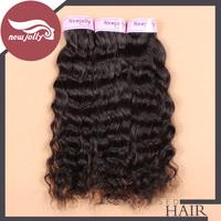 Unprocessed virgin brazilian hair more wavy brazilian virgin hair natural color human hair extension 5psc/lot 12-28 inch bundles
