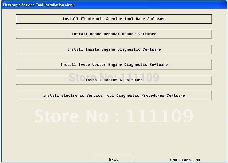 Agco Electronic Diagnostic Tool Программу