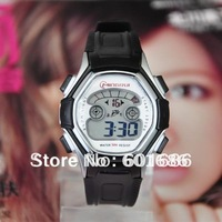 Digital Watch Sports Alarm Stopwatch Watches 30M Waterproof Wristwatch Student Children's Night Light Function Hours