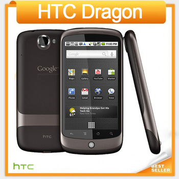 "G5 100% Original HTC Google Nexus One G5 Cell phone Android 3.7"" Touch Screen 3G GPS WIFI Camera 5MP Free shipping"