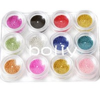 Fashion Caviar Nails Art New 12 Colour Manicures or Pedicures Nail Art Hot Sale