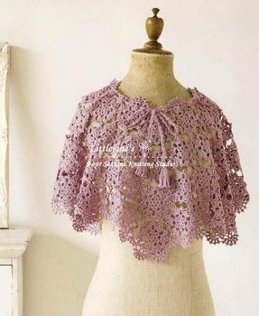 Crochet Shawl Patterns on Pinterest