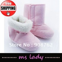New arrived baby boots Winter Warmer Baby Snow Boots 15 pairs/lot Baby Shoes Infant Shoes EMS Free Shipping