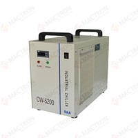 CW-5200AG Laser Chiller with 220V, 50Hz