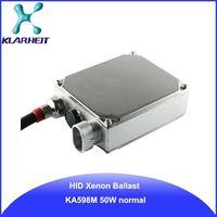 55W normal HID ballast/HID xenon ballast kit/regular hid ballast  with 18months warranty