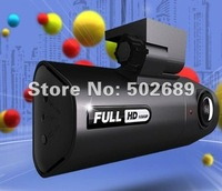 HD-1920*1080 portable car black box with 2.0 Mega pixels,support G-SENSOR and motion detection