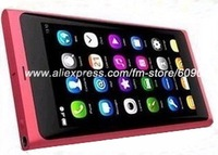 "New 3.5"" Touch Screen Mobile n9 Dual SIM  Dual Camera N9 Phone Russian Polish Language 4 Colors Unlock"