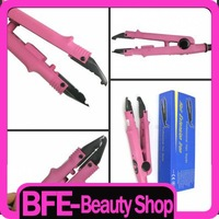 Brand New Pink Hair Extensions Fusion Iron Use For Hair Salon and Household with UK Plug Type A