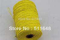 Free Shipping 500m/pcs 750lb 1.7mm 6 strand Braided Dyneema Kite Line Super Power