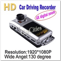 HD Car driving recorder,car/vehicle dvr,180 degree rotary,Day & night mode,TV/HDMI interface,Resolution:1920*1080P,Free shipping