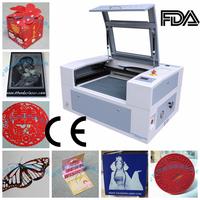 Motorized Table mini laser engraving machine MINI60 for cutting and engraving machine