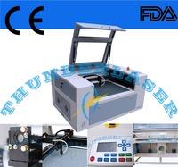 MINI60 acrylic laser engraving cutting machine From Thunderlaser