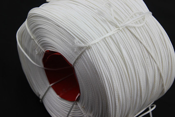 Free Shipping 1000M/Piece 1500LB Dyneema Braid Kite Surfing Line SUPER POWER 2.5mm 12 weave