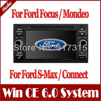 """7"""" 2Din Head Unit Car DVD Player for Ford Focus S-Max Mondeo Connect w/ GPS Navigation Radio TV BT USB AUX 3G Audio Video Stereo"""