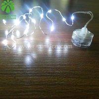 MINKI  DC3V 2 m 20 bulbs battery operated led light for costume decoration