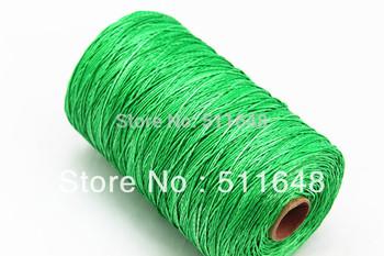 Free Shipping 1000m 800lb 100% SL Dyneema Fiber braid kite line 1.7mm 6 weave
