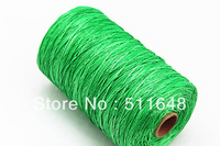 Free Shipping 1000m 800lb 100% UHMWPE braid kite line 1.7mm 6 weave