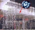 8*4M 1024pcs LEDs 220V/110 LED curtain light Christmas/wedding/party/hotel decoration LED string light