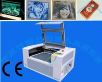 THUNDERLASER MINI60 laser engraving machine for cutting and engraving made in china