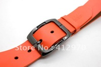 Fashion Pure leather Mens strap  men's belt  Free shipping