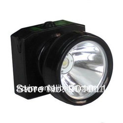 LED Cordless Mining Cap Light Free Shipping(China (Mainland))