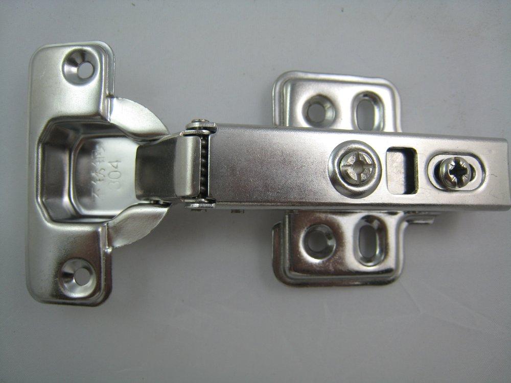 YD-639 Full overlay stainless steel hydraulic cabinet hinge(China (Mainland))
