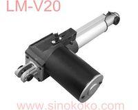 24VDC stroke 150mm DC linear actuator, 6000N linear actuator