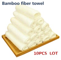 Free shipping Korean bamboo fiber is not contaminated with oil cleaning wipes#1061