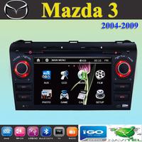 "7"" car DVD player + GPS navigation for Mazda 3   Mazda3 / AXELA  ( 2004 2005 2006 2007 2008 2009 )"