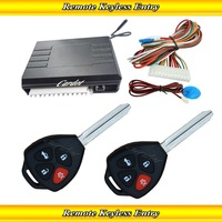 cardot Keyless entry system with 0.5/3.5 S electric lock or pump lock,remote open trunk,siren positive output,CE passed