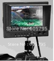 "Lilliput 5""569GL-70NP/HO/Y 400cd/m2 high brightness  On camera field HDMI  Monitor,w/ HDMI OUTPUT Monitor,free shipping"