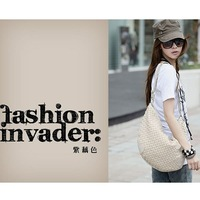 Woman Korean Woven Straw Fashion Shoulder/Messenger Casual Leisure HOBO Bag#Z279