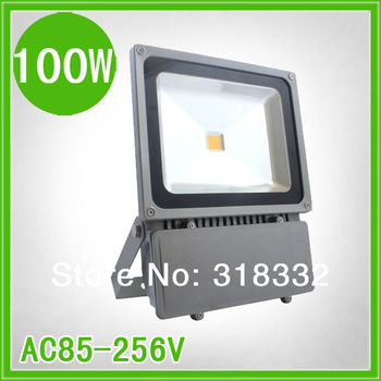 Free shipping ,Outdoor 100w led flood light , led floodlighting,led floodlight with 2  year warranty CE&ROHS