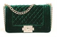 2013 TMC Hot Vintage Celebrity Girl Adjustable Handle Retro Metal Lock Quilted Chain Handbags Elegant Shoulder Bags YL235