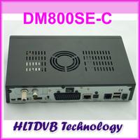 Dm800c dm800se cable receiver DVB-C tuner set top box dm800 dm 800se 400mhz processor sim2.10 free shipping