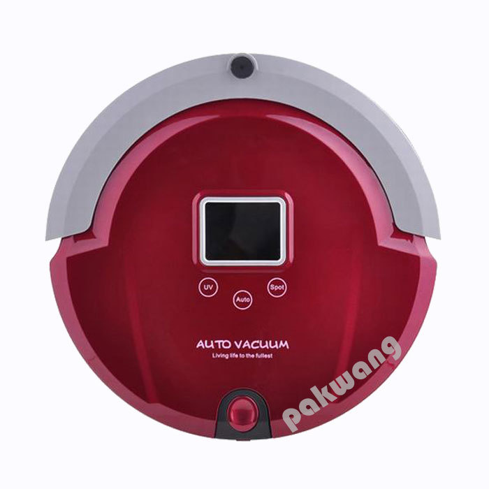 (Free Shipping) Only for Russian 4 in1 Multifunctional Intelligent Robot Vacuum cleaner