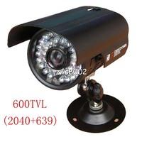 600TVL CMOS Color Video 36IR Waterproof  Surveillance Security Camera W92-6
