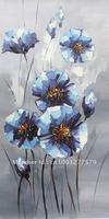 Free Shipping Handmade Best Original Art wall Decor Impression Flower Wholesale Price Oil Paintings