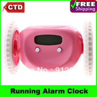 Factory Cheap Price!! High-quality Digital Table Running Alarm Clock