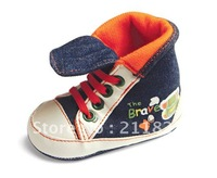 #OR017 Boy Baby Shoes Toddle  First Walker  Sneaker Shoes Infant Size 2 3 4 Free Shipping